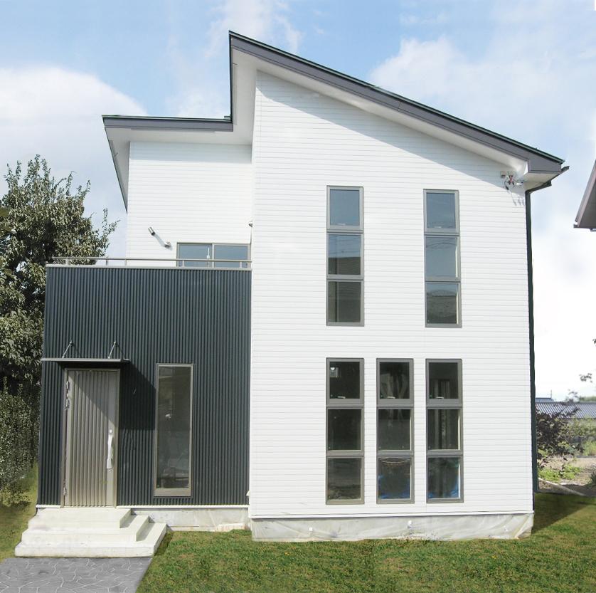 Simple Modernの家
