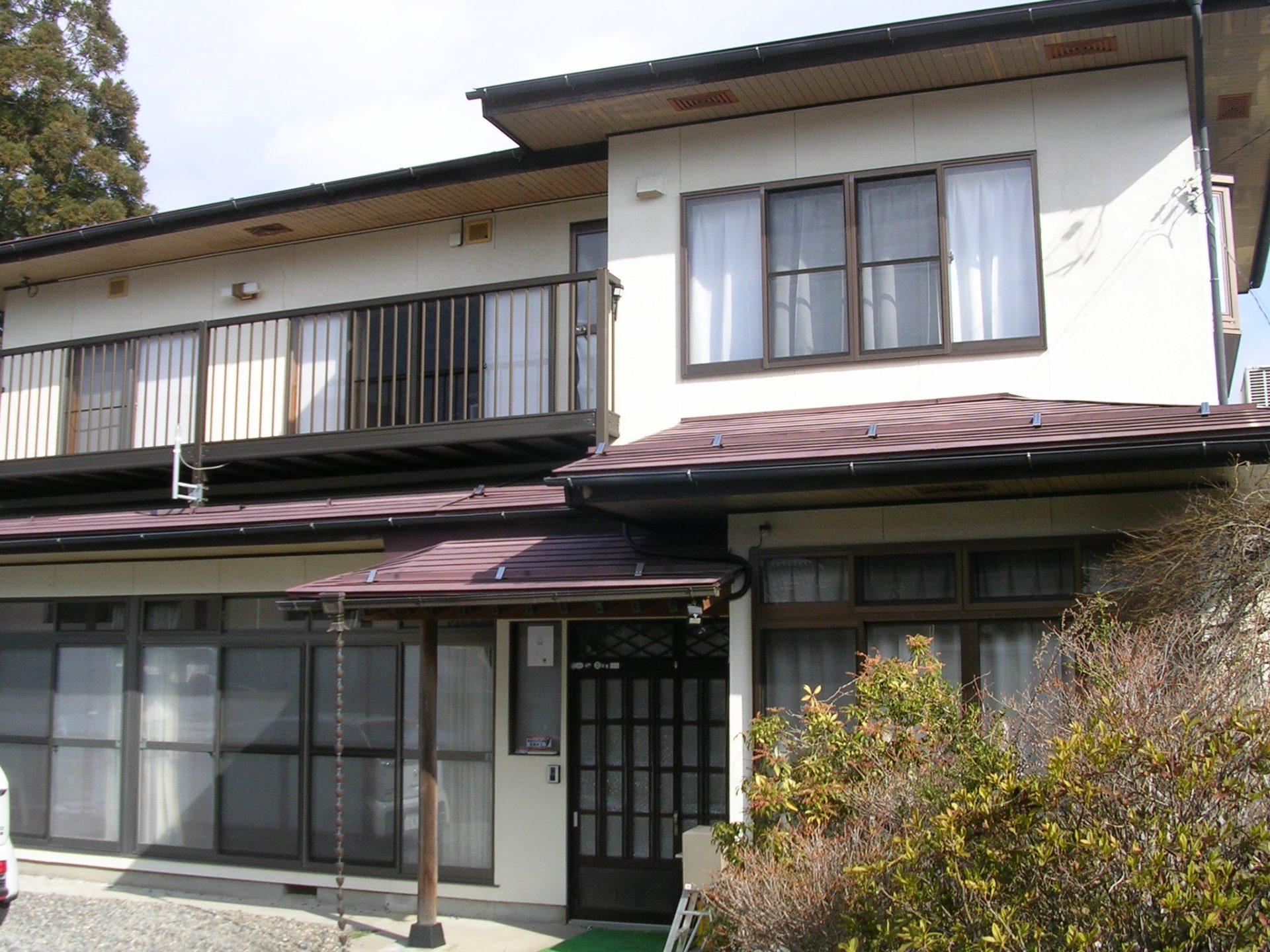 須坂市亀倉中古物件のお知らせ