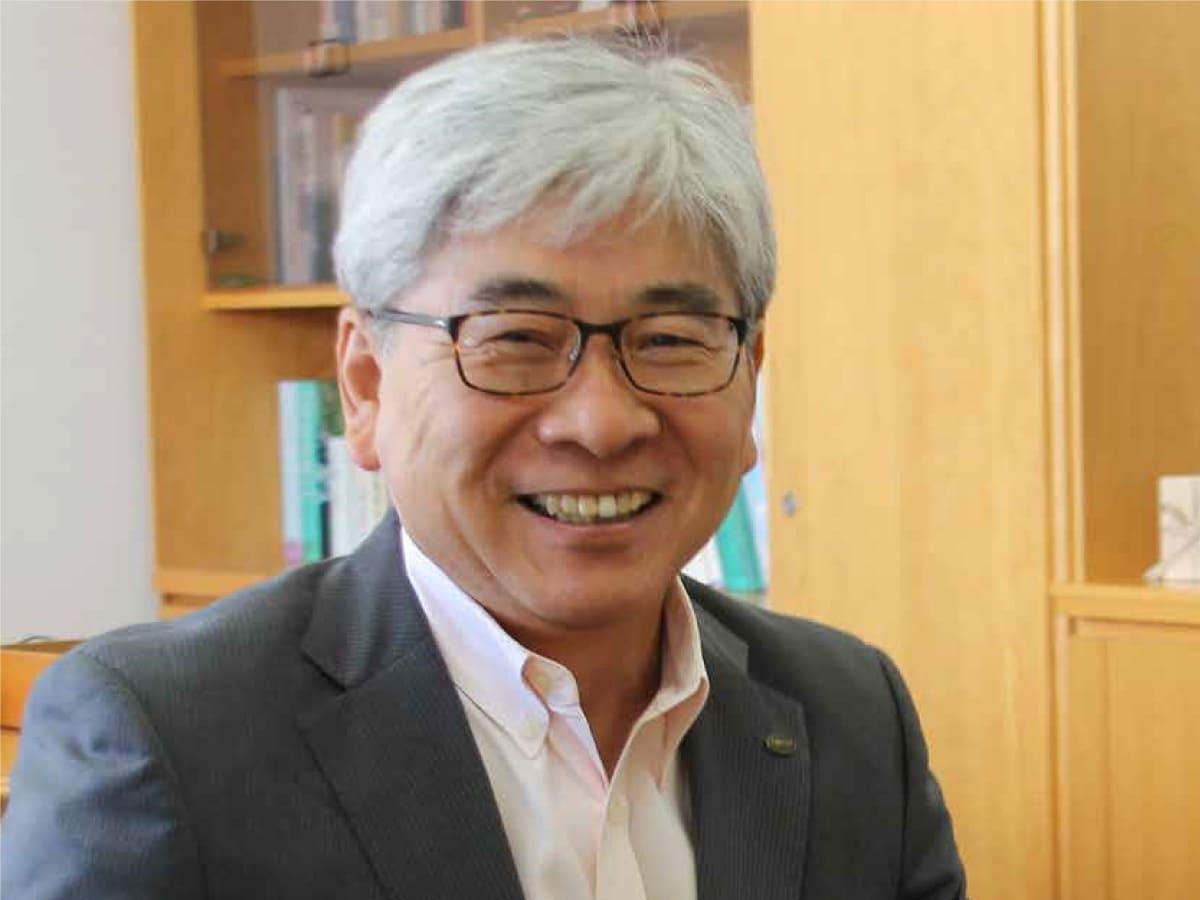 代表取締役社長 笠井澄人