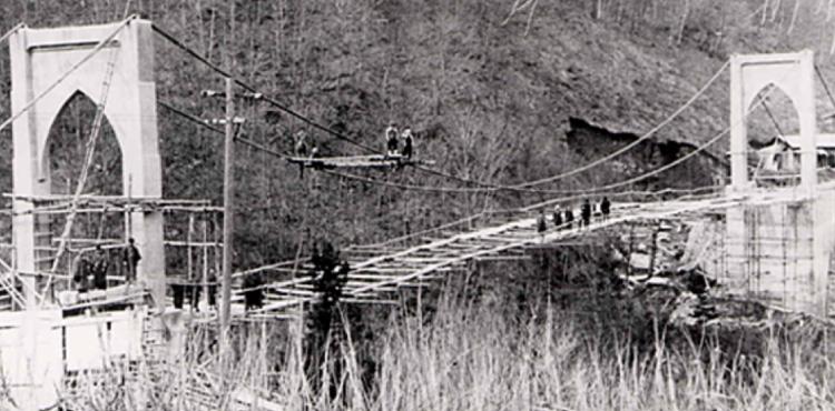 川中島建設の歴史を写真と共に