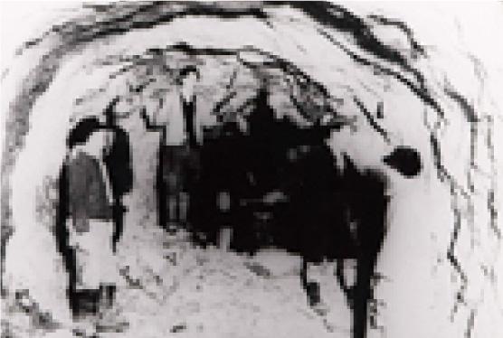 上中堰水路隧道