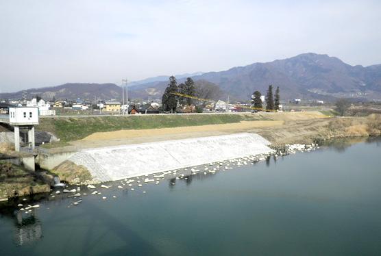 東福寺護岸災害復旧工事