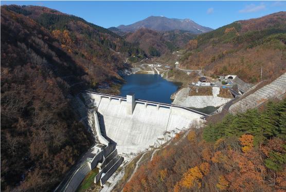 浅川ダム〈共同企業体〉