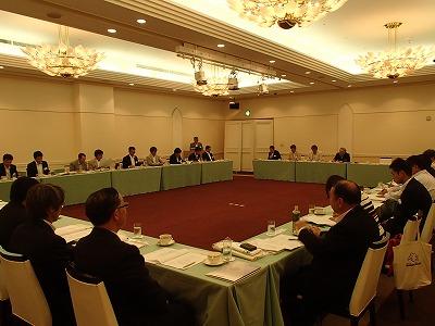 全国落石災害防止協会 通常総会が開催されました。