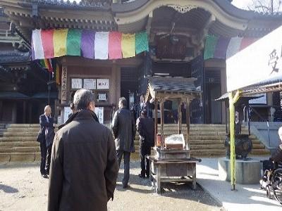 平成30年 川中島建設㈱安全祈願祭を行いました。