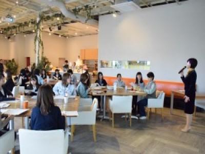 長野支部女性部会イベント「建設業で輝く女性のためのセミナー」