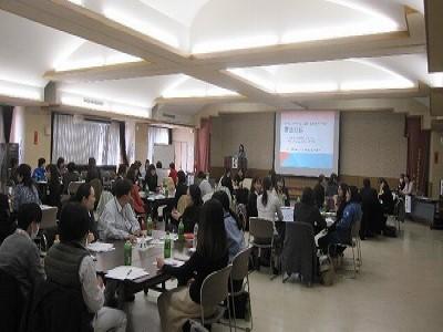 長野県建設業協会女性部会イベント「建設業で働く女性の為の基礎知識セミナー」