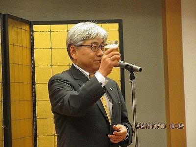 川中島建設グループ合同新年会を行いました