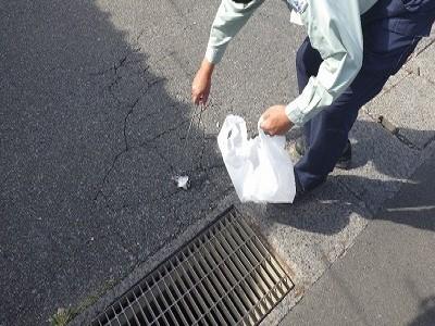 地域清掃①