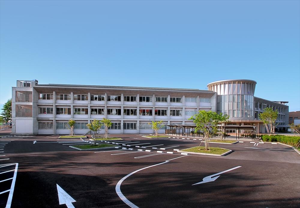 長野市立長野高等学校(第二期)・多目的ホール建設他建築主体工事